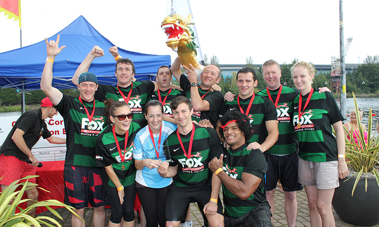 Dragon Boat Winners Team