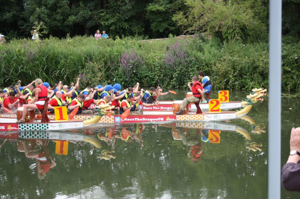 Wirral Headway Dragon Boat Festival