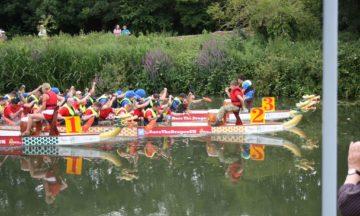 Wirral Headway Dragon Boat Festival