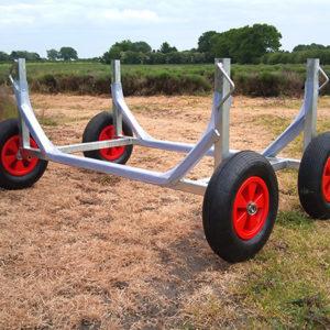 4 - Wheeled Boat Trolley
