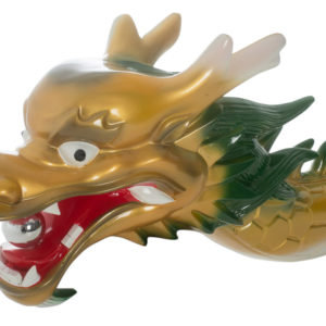Champion Dragons Head