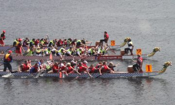 Boston Dragon Boat Race