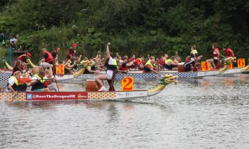 Tees Dragon Boat Festival