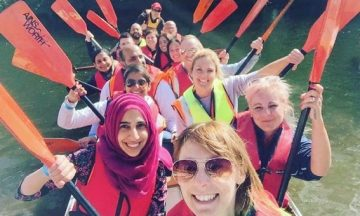 Heart Research UK Dragon Boat Race