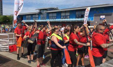 ECHO Dragon Boat Race