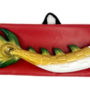 Dragonboat tail pvc bag